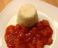 Süß-Saure-Soße (Asiatisch)