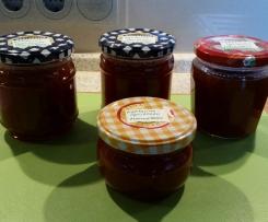 Nektarinen - Aprikosen Marmelade