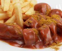 "Currywurst-Sauce ""Wie an der Bude"""