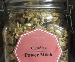 Power-Müsli