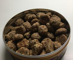 Schoko-Mandel-Kekse einfach und lecker