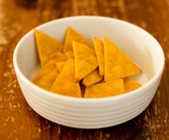 Tortilla-Chips (etwa für Nachos)