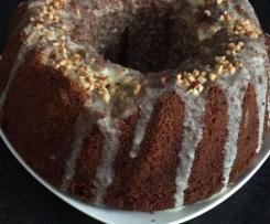 Schoko-Nuss-Kuchen Ruck-Zuck