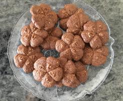 Schokoladen-Grieß-Kekse