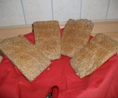 Schnelles Paleo Toast (getreidefrei)