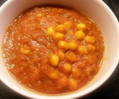 Variation Kichererbsen Curry