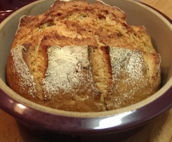 Cross Brot im kleinen Zaubermeister