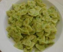 Zucchini-Soße zu Pasta