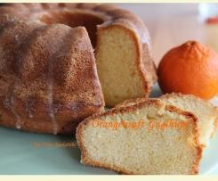 Variation von Luftiger Orangensaftkuchen aus der Backstube