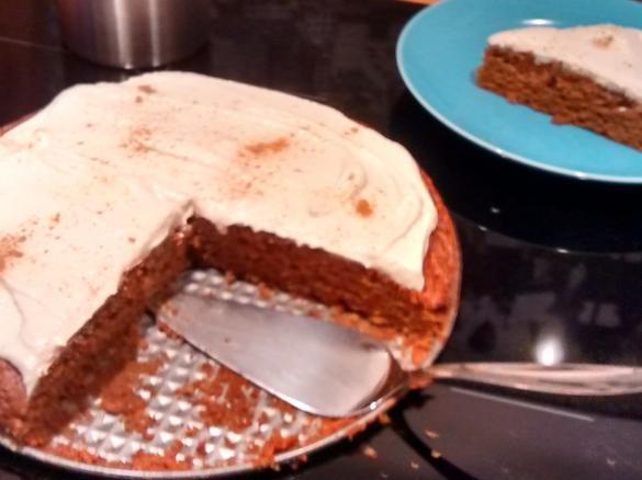 Carrot Cake Vegan Von Leneken Ein Thermomix Rezept Aus Der