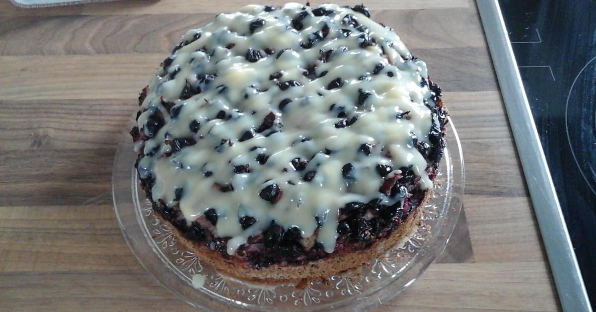 Beeren Mohn Mandel Kuchen Von Barny123 Ein Thermomix Rezept Aus