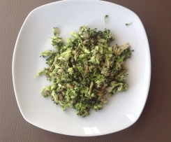 Brokkoli Salat Low Carb