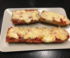 Bistro Baguette - Salami & Schinken