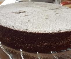 Schokoladenkuchen (Glutenfrei)