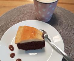 Creme Karamell Kuchen