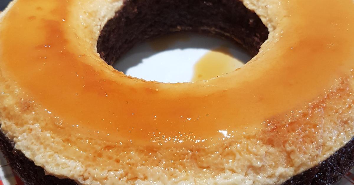 creme karamell kuchen von equadrat ein thermomix rezept aus der kategorie backen s auf www. Black Bedroom Furniture Sets. Home Design Ideas