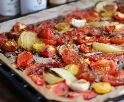 Geröstete Tomatensauce