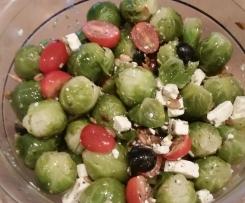 Rosenkohl - Salat