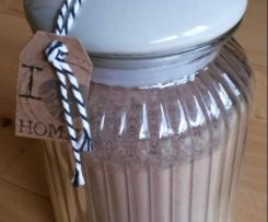 Cappuccino-Pulver