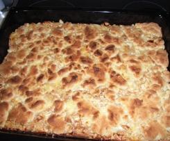 Apfel Pudding Streusel Kuchen Von Juleaquarelle Ein Thermomix