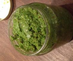 Grünkohl-Aufstrich/Pesto, vegan