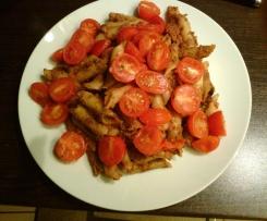 Penne mit Tomaten- Nuss-Pesto WW-tauglich