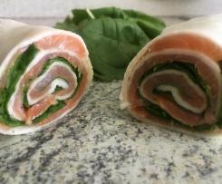 Mozzarella Wrap Rolle