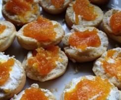 Kürbis-Orangen-Vanille Konfitüre / Marmelade