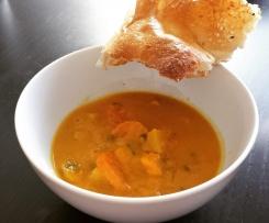 Veganes Süßkartoffel-Curry