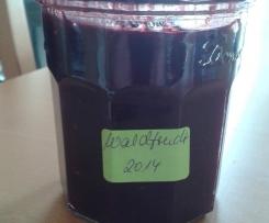 Waldfrucht-Marmelade