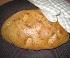 Vollwert-Brot wie vom Bäcker