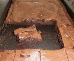 Schokoladenkuchen vom Blech saftig lecker