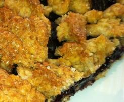 Kuchen mit Waldbeeren / Blaubeeren