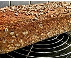 Dinkel-Vollkorn-Brot - schnell & lecker