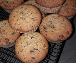Schoko Schmand Muffins