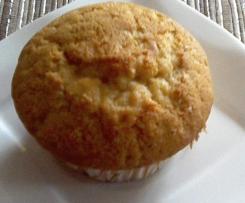 Erdnussbutter-Muffins