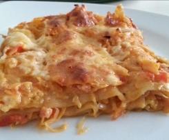 Sauerkraut Lasagne