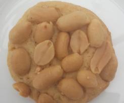 Erdnuss-/Walnuss-Cashew-Plätzchen