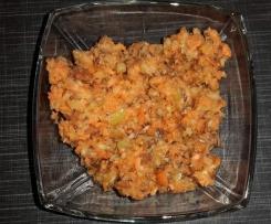 Karotte-Apfel-Rohkostsalat Glutenfrei