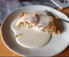 Variation Vanillesauce - ohne Ei