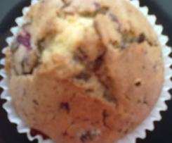 Johannisbeer-Muffins
