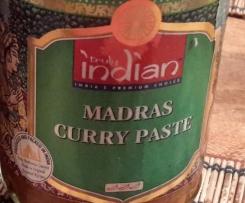 Chickencurry ohne Kokosmilch (Currypaste)
