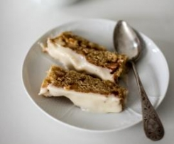 Chai Tea Blondies