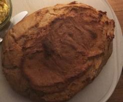 Kartoffel-Buttermilch-Brot (Variation Mohn)