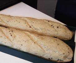 Oliven Dinkel Baguettes Vegan Low Carb