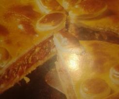 Toskaner Fleischkuchen