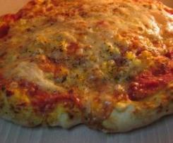 Pizza - Teig