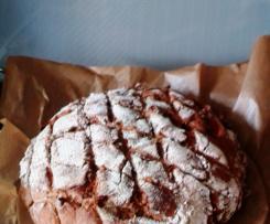 Sauerteig-Brot über Nacht