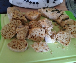 Buttermilch- Party-Brot