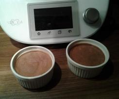 Nutellaparfait/ Nutella Eis